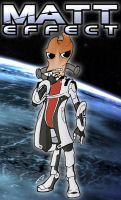 Matt Effect - Mordin by DarkTod
