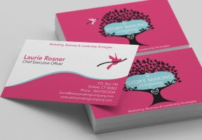 Business Card Design by logodesignbizz