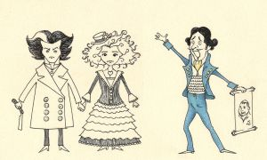 Sweeney Todd and Co. by pezbananadesign