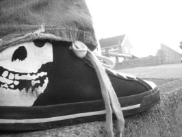 Scene in Shoes by fheonix