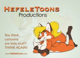 HefeleToons Promotional by SierraRomeo