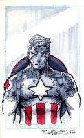 cap sketch card by CRISTIAN-SANTOS