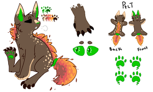 Fall Adopt :REF: by Swift-The-Kitty