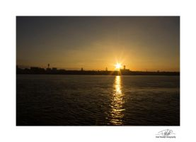Liverpool Sunrise by Paul-Madden