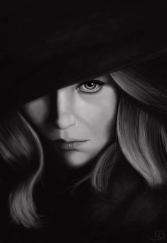 Peaky Blinders Annabelle Wallis by MarkGD