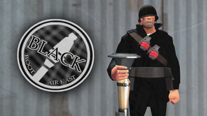 Team Fortress 2 - Black Team by labet1001