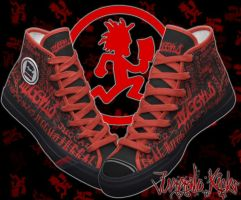 Juggalo Kicks by MagicRazi