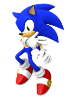 One Of Those Sonic Renders by DoodleyStudios