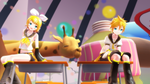 YYB Rin and Len by HyperBlossomNr1