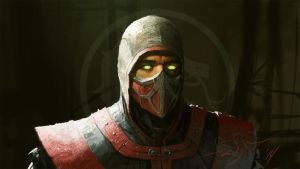 Ed Boon As Ermac MK by fear-sAs