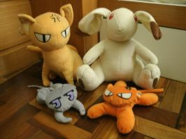 Fruits Basket Plush by kirarachan