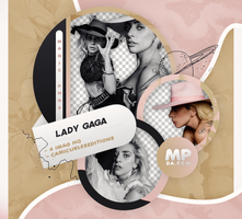 PACK PNG 807| LADY GAGA by MAGIC-PNGS