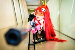 Yoko shooter girl by mila-tiemy