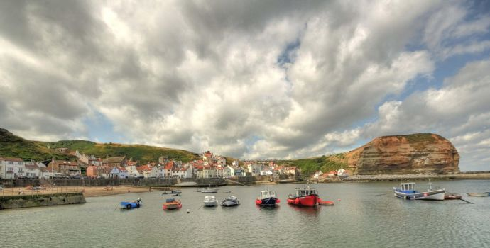 Staithes by JWalkerimages