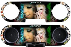 Lady GaGa The Fame Monster by ShadowKnight427