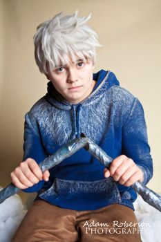 One True Character-Jack Frost by Frostplay