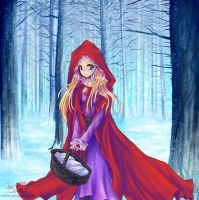 Red Riding Hood by Autumnology