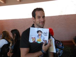 Sac Anime 2012: Travis Willingham by Hellsender