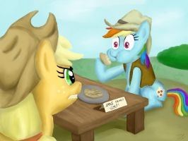 Apple Family Fritters by WerdKcub