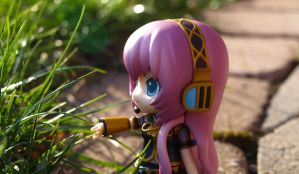 Garden Luka by knittedsocks