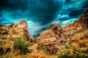 Red Rock 4 by mikytrance