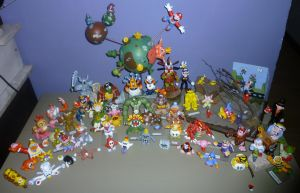 My Figurine Collection 2 by Jelle-C
