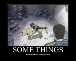 Motivational posters-FMA style by Nikevi