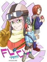 FLCL by RedShoulder