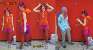 Scootaloo Cosplay - London MCM by LadyDraconic