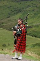 bagpiper 2 by Frani54