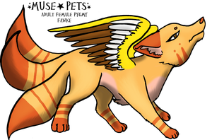 MissLorna - Imogene ii by Muse-Pets