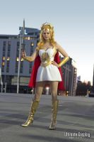 She-ra - Ultimate Cosplay by UltimateCosplays