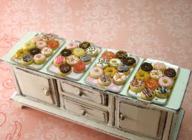 Crazy Donuts by PetitPlat