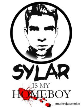 Sylar is my Homeboy by gr8koolaid