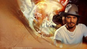 Johnny Depp Wallpapers by Bormoglot