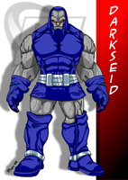 DC Comic's Darkseid by skywarp-2