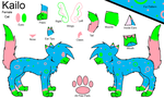 Kailo Reference Sheet by KailoCakes