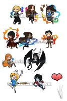 Pair-Me-A Keychain! by tae-