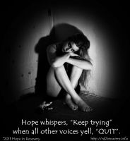 Hope Whispers by rd2recovery