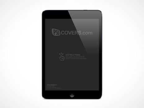 IPADMINI001 by PSDCovers