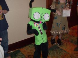 Gir Cosplay by Dragon-of-Darkness22
