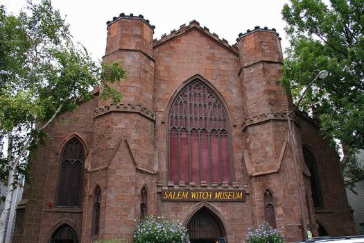 Salem Witch Museum by CloakofStars