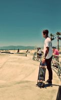 Venice Beach xi by break-my-heart