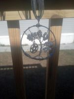 Tree of Life and Pentacle pendant 2 by WyckedDreamsDesigns
