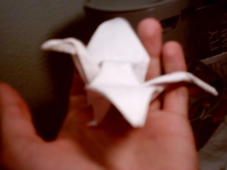 Another paper dragon by flichin