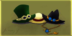 Hat Brotherhood by didimakia