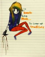 Small Cuts by infectedNcontagious