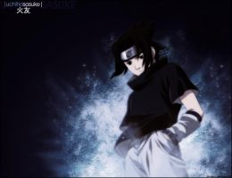 Sasuke Wallpaper by PROJECTdesigns
