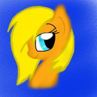 Penny Drop Head Shot c: by Narwhals-are-beast