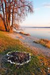 First signs of summer at the Lake by da-phil